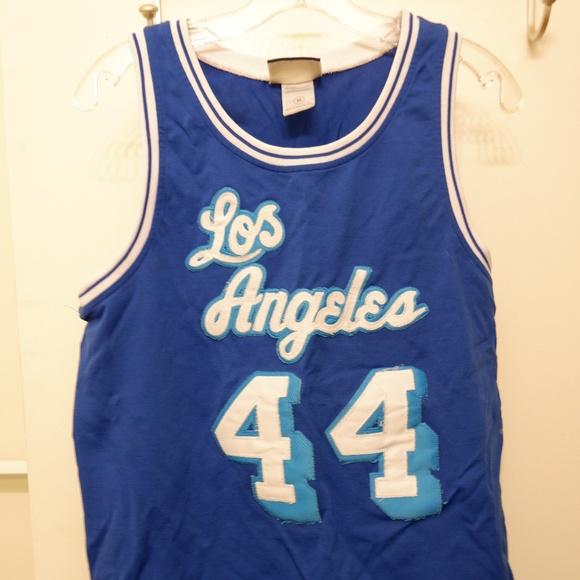 509c53483a2 Jerry West 1961 62 Los Angeles Lakers Jersey. M 5c467879c2e9fefc04f299c8